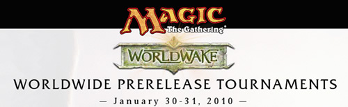 Worldwake Pre-Release Event Information