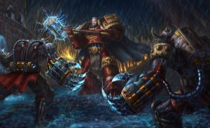 Event – Warhammer 40,000 Doubles